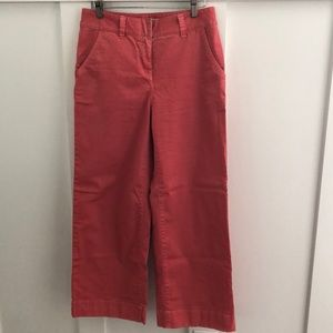 Vineyard Vines high waist cropped chinos